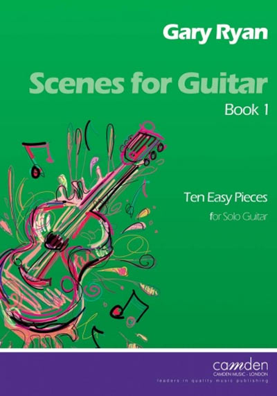 Scenes for Guitar - Book 1