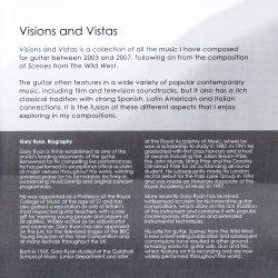 Visions and Vistas