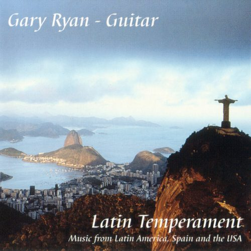 Latin Temperament Cover