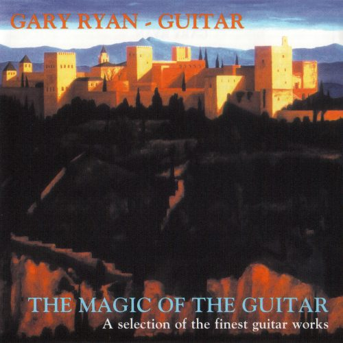 Magic of the Guitar cover