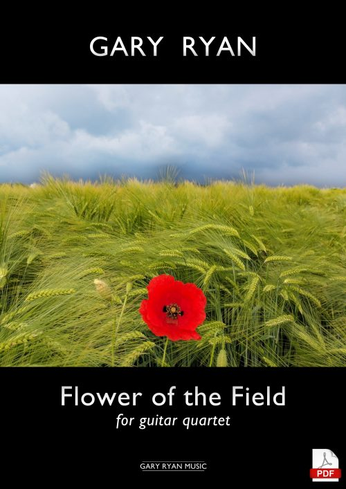 Flower of the Field cover