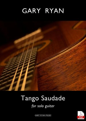 Tango Saudade Cover