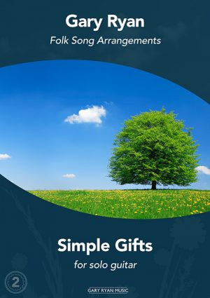 Simple Gifts - Lord of the Dance PDF Cover